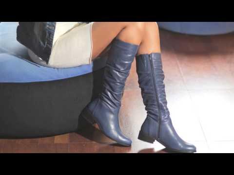 Unefa Ancona, les bottes pour mollets fins YouTube