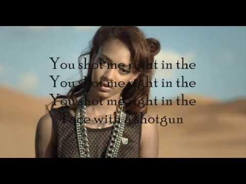 Yellow Claw - Shotgun ft. Rochelle Lyrics