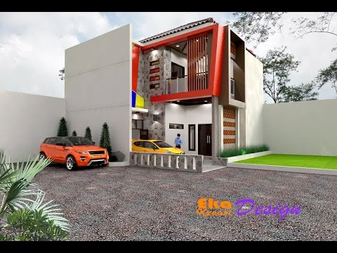jasa desain rumah minimalis di tangerang project jakarta