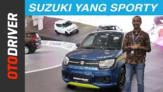 Suzuki Sport | OtoDriver | Supported by GIIAS 2018