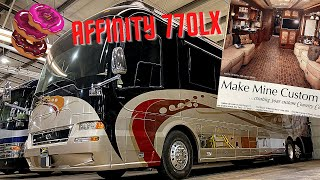 06 Country Coach Affinity 770LX loaded to the max. Just a Tour NOT FOR SALE.