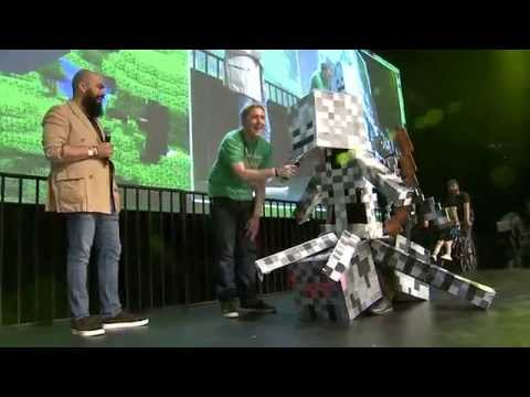 MINECON 2015 Costume Competition