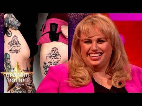 Rebel Wilson's Fans Love Getting Tattoos Of Her | The Graham Norton Show