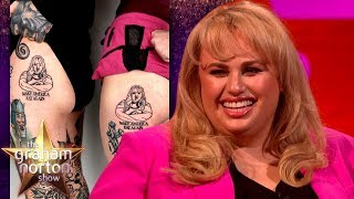 Baixar Rebel Wilson's Fans Love Getting Tattoos Of Her | The Graham Norton Show