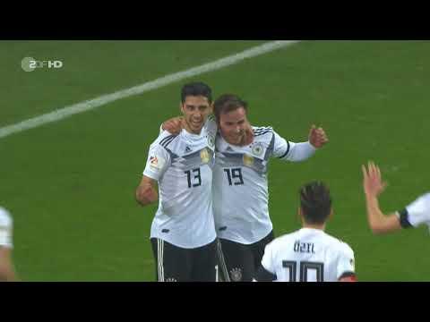 Joachim Löw/die Mannschaft - ZDF heute 15.11.17