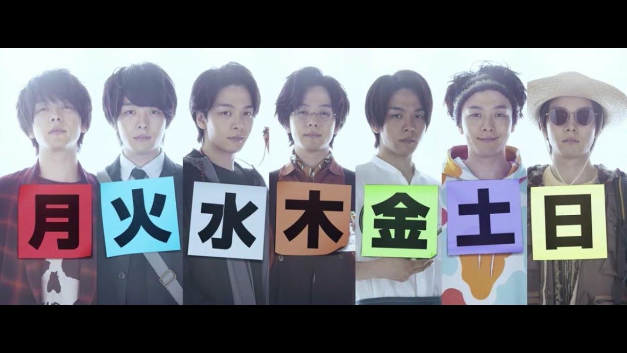 中村倫也が1人7役!『水曜日が消えた』予告編 - YouTube