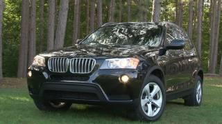 2011 BMW X3 - Drive Time Review with Steve Hammes | TestDriveNow