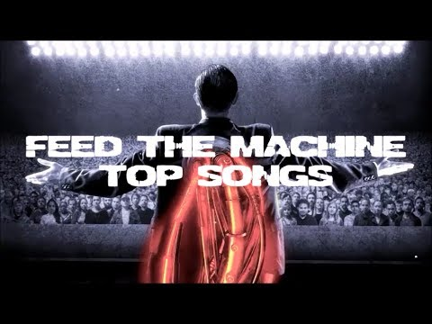 Nickelback - Feed the Machine Top Songs!