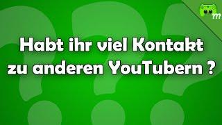 Habt ihr viel Kontakt zu anderen YouTubern ? - Frag PietSmiet ?!