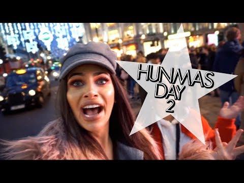 MY FRENCH HUN | HUNMAS & GIVEAWAY #2