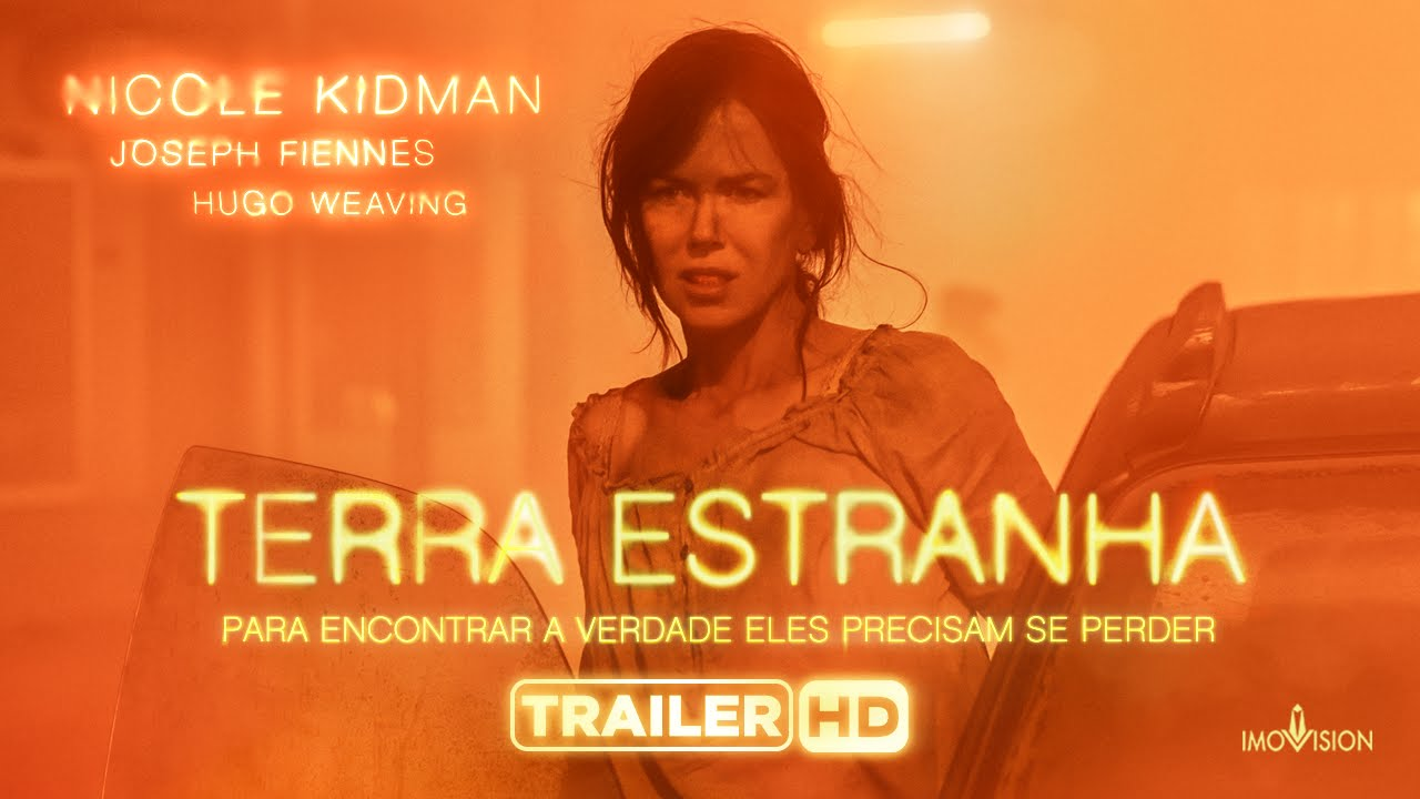 Terra Estranha - Trailer HD legendado