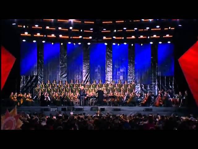 Russian songs of the World War II