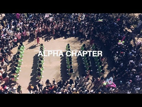 Alpha Kappa Alpha | Alpha Chapter | Howard University | Spring 2018