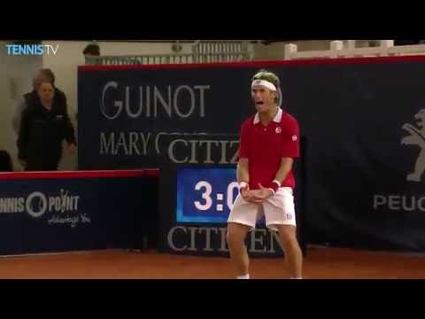 2016 German Open Tennis Championships: Thursday Highlights