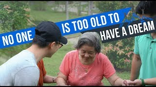 GYM 2019 | Awaken Dreams: No one is too old to have a dream