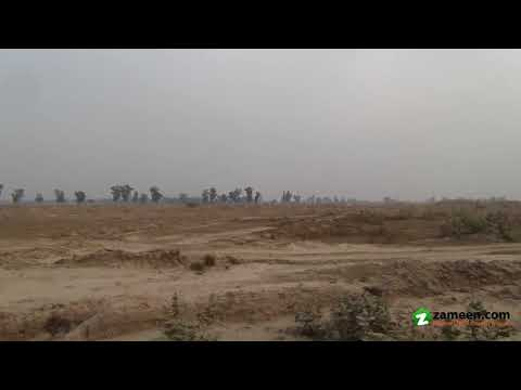 EXCELLENT LOCATION PLOT FOR SALE DHA PHASE 9 PRISM D BLOCK LAHORE