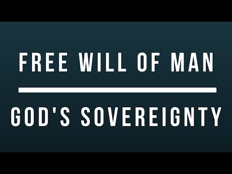FREE WILL OF MAN vs GOD'S SOVEREIGNTY | Dr. Ralph Yankee Arnold | BBN