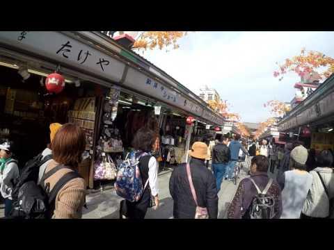 tokyo Trip november 2015 day 8 Ueno & tokyo sky tree