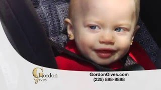 300+ FREE Car Seats Louisiana | Gordon McKernan Injury Attorneys