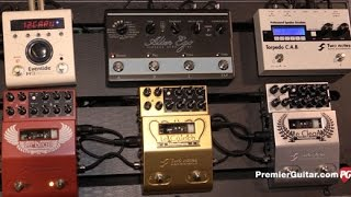 NAMM '16 - Two Notes Le Clean, Le Crunch, and Le Lead Demos