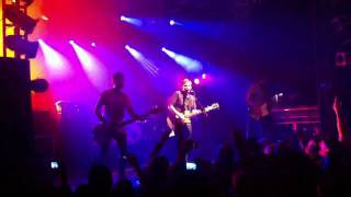 Saves the Day - At Your Funeral live in London 26/04/2011