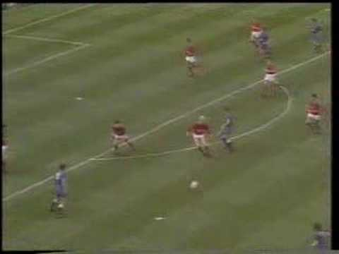 Nottingham Forest v Everton 4-3 Simod Cup Final '89