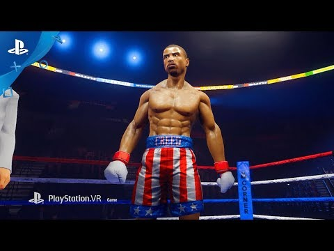 CREED: Rise to Glory - Announcement Teaser | PS VR
