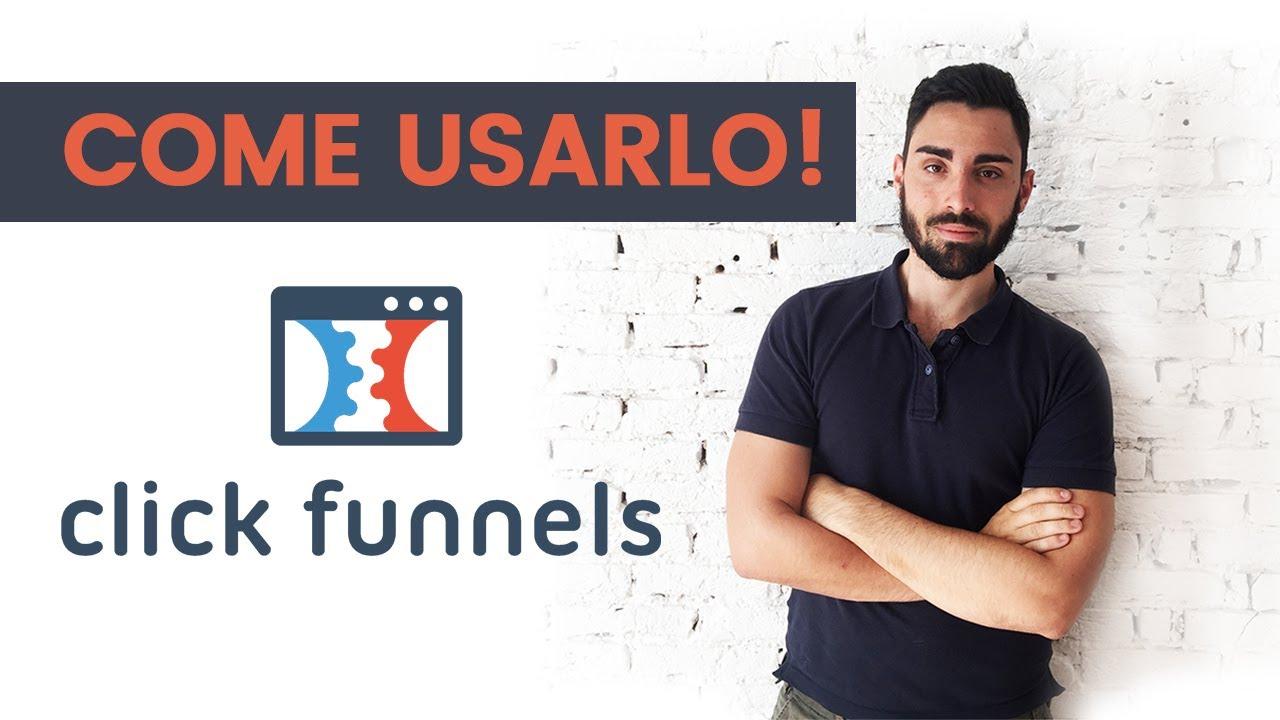 ClickFunnels - il tuo Funnel Perfetto