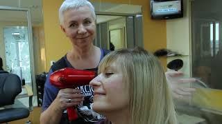 Курсы для парикмахеров в Омске. Парикмахер с нуля.