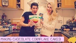 Making Chocolate Cornflake Cakes  |  Robyncaitlin