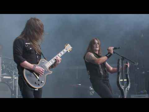 SATYRICON - The Dawn of a New Age -  Bloodstock 2016