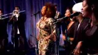 "Jill Scott ""The Way"" and ""Whenever You"