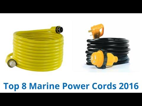 8 Best Marine Power Cords 2016