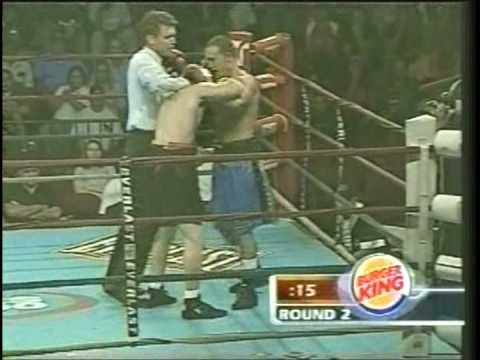 Gil Reyes Boxing Part 1