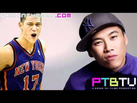 "Jeremy Lin MUSIC VIDEO ""Knick of Time"" by MC Jin   #Lin-tastic @JLin7"