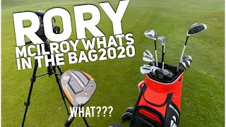 Rory McIlroy WITB 2020 ...On Course Review