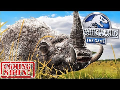 Jurassic World The Game New Cenozoic Hybrids Tagged Videos On