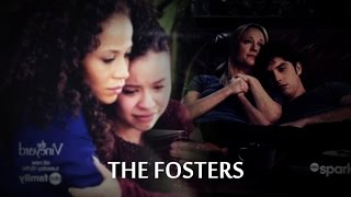 the fosters | 'DNA doesn't make a family, love does'