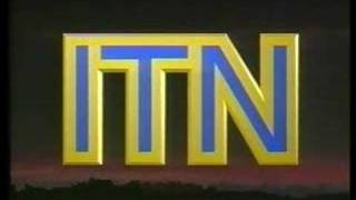 Tyne Tees - ITV Night Time Junction with ITN News - 24.3.91
