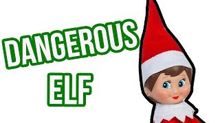 Elf On A Shelf Could Be HARMFUL To Kids?!