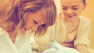 Taylor Swift Meets Her Godson! See the Heart-Melting Pics