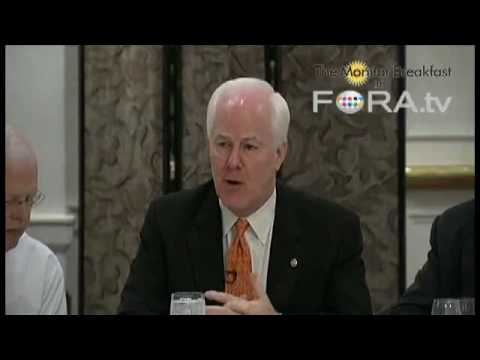 John Cornyn: GOP leaders want their money back from Charlie Crist
