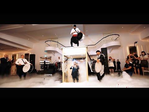Awesome Lebanese Wedding Entrance 7 + www.melbournefilms.com