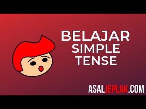 Belajar Simple Tense dalam Bahasa Inggris