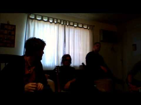 The Blaqks - Interview on my couch - 30 April 2013