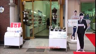 Южная Корея, г. Сеул, торговый район МёнДонг