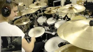 Bullet For My Valentine - Hand of Blood   DRUM COVER by 0bz3n