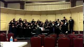 """Love Song by Michael John Trotta"" W.B Ray High School Texan Choral"