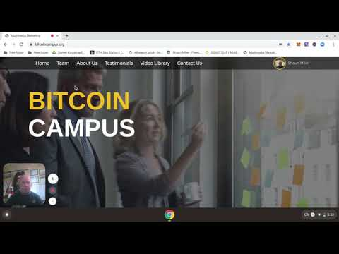 WHY BITCOIN CAMPUS