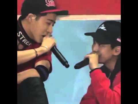 B.I & Chanwoo